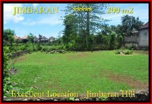 Exotic PROPERTY LAND SALE IN Jimbaran Ungasan TJJI087