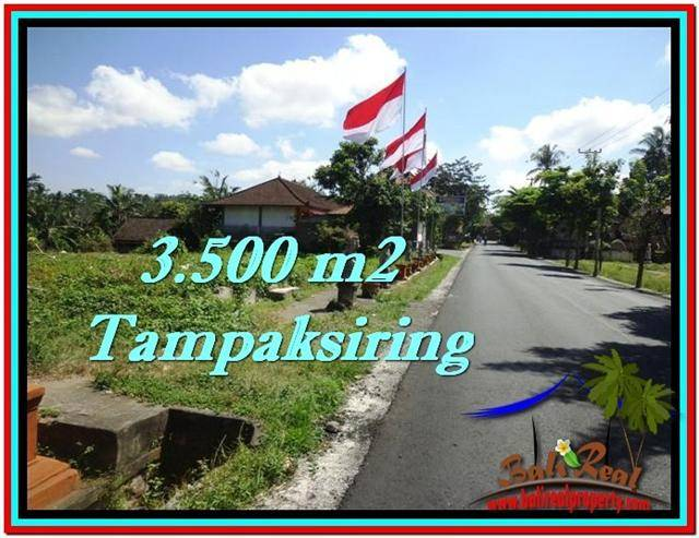 FOR SALE Magnificent LAND IN Ubud Tampak Siring BALI TJUB517