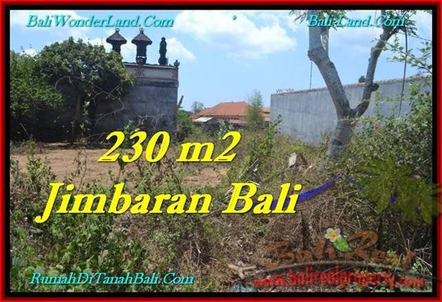 Beautiful PROPERTY JIMBARAN BALI 200 m2 LAND FOR SALE TJJI102
