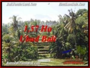 Exotic PROPERTY LAND SALE IN UBUD TJUB549