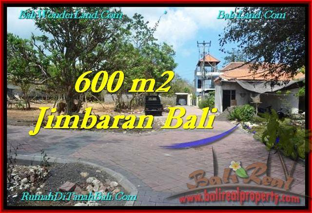 Magnificent PROPERTY 600 m2 LAND SALE IN JIMBARAN TJJI097