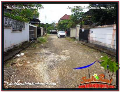 FOR SALE Magnificent LAND IN JIMBARAN TJJI106