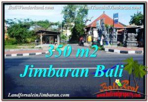 FOR SALE Exotic 350 m2 LAND IN Jimbaran Ungasan TJJI103