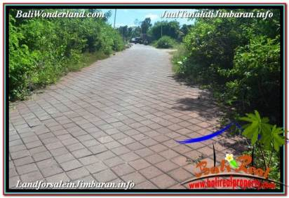 FOR SALE Magnificent PROPERTY 1,000 m2 LAND IN JIMBARAN BALI TJJI111