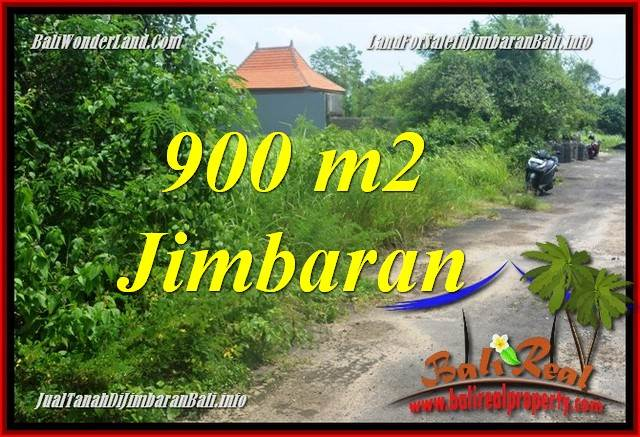 Affordable PROPERTY 900 m2 LAND SALE IN Jimbaran Ungasan BALI TJJI124