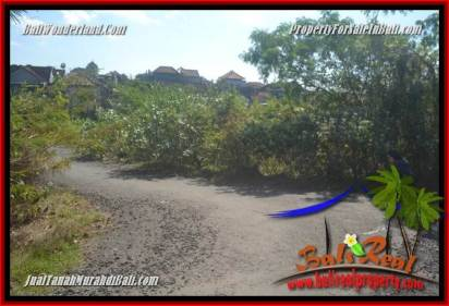 FOR SALE Magnificent PROPERTY 400 m2 LAND IN JIMBARAN BALI TJJI119