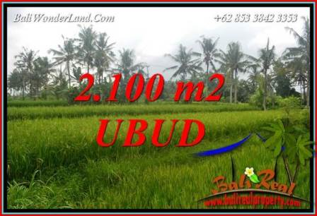 Exotic Land for sale in Ubud Bali TJUB710