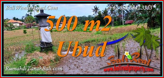 Affordable LAND for SALE in Tampaksiring TJUB812