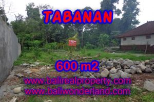 Property in Bali for sale, Fantastic view in Tanah Lot Tabanan – TJTB087