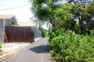 Land for sale in Jimbaran Bali 3,948 sqm in Jimbaran Ungasan
