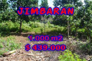 Land for sale in Bali, fabulous view in Jimbaran Ungasan – TJJI041