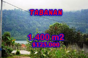 Land in Bali for sale, Terrific view in Tabanan Bedugul – TJTB062