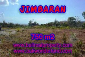 Beautiful PROPERTY 750 m2 LAND FOR SALE IN JIMBARAN BALI TJJI079