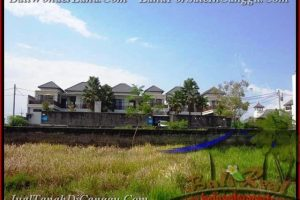 FOR SALE Magnificent 831 m2 LAND IN Canggu Batu Bolong BALI TJCG160