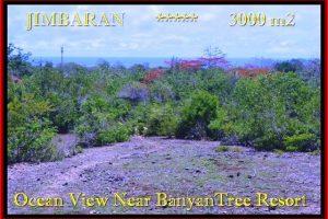 FOR SALE Beautiful PROPERTY 3.000 m2 LAND IN JIMBARAN TJJI090