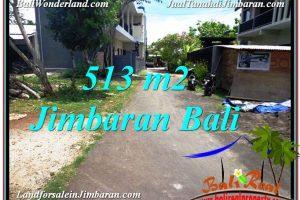 FOR SALE Exotic 513 m2 LAND IN Jimbaran Ungasan BALI TJJI105