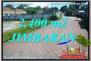 Magnificent LAND FOR SALE IN JIMBARAN BALI TJJI110