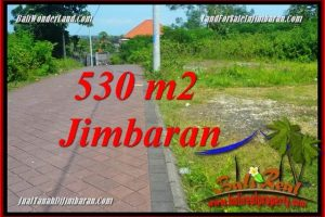 Magnificent PROPERTY LAND IN JIMBARAN ULUWATU FOR SALE TJJI127