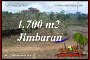 Affordable 1,700 m2 PROPERTY LAND FOR SALE IN JIMBARAN BALI TJJI130