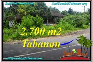 Affordable LAND IN Tabanan Kerambitan BALI FOR SALE TJTB299