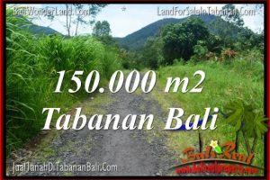 Exotic LAND IN TABANAN FOR SALE TJTB318