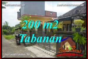 Affordable PROPERTY TABANAN 200 m2 LAND FOR SALE TJTB359