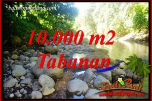 Exotic Property Tabanan Selemadeg Bali 10,000 m2 Land for sale TJTB406
