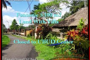 Exotic PROPERTY LAND SALE IN Ubud Pejeng BALI TJUB468