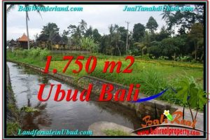 Magnificent PROPERTY 715 m2 LAND IN Ubud Tampak Siring FOR SALE TJUB557