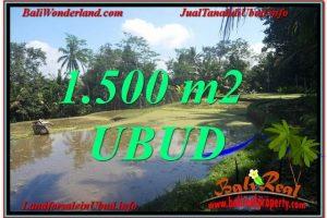 Exotic PROPERTY 1,500 m2 LAND IN Ubud Payangan BALI FOR SALE TJUB630