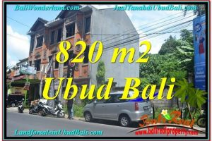 Magnificent LAND FOR SALE IN UBUD TJUB643