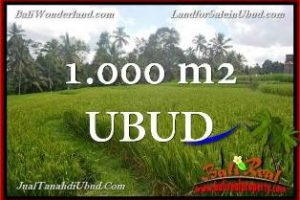 FOR SALE Exotic PROPERTY LAND IN Ubud Tegalalang BALI TJUB653