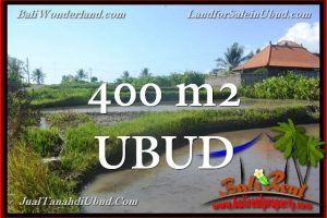 Exotic LAND IN UBUD BALI FOR SALE TJUB659