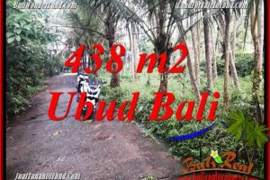 438 m2 Land for sale in Ubud Pejeng Bali TJUB689