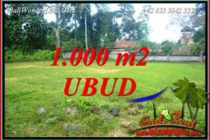 FOR sale Beautiful Property Land in Ubud TJUB728