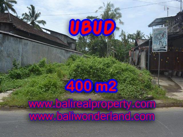 Land in Bali for sale, fantastic view in Ubud Bali – TJUB355