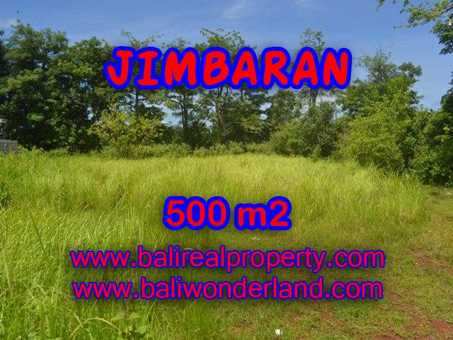 Land for sale in Bali, wonderful view in Jimbaran Bali – TJJI065