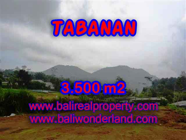Land for sale in Tabanan, Magnificent view in Tabanan Bedugul Bali – TJTB102