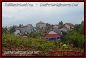 Exotic 1,500 m2 LAND SALE IN Jimbaran Ungasan BALI TJJI076