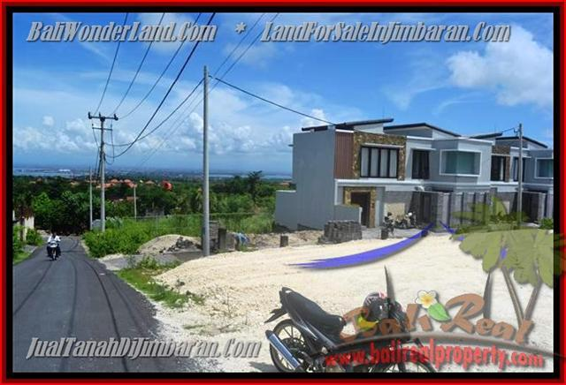 Affordable 500 m2 LAND IN Jimbaran Ungasan BALI FOR SALE TJJI066