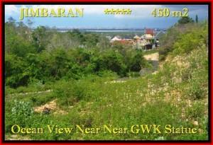 Affordable 225 m2 LAND FOR SALE IN Jimbaran Uluwatu BALI TJJI093