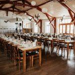 Saal Hochzeitslocation LDK | Vintagehochzeit | Scheunenhochzeit