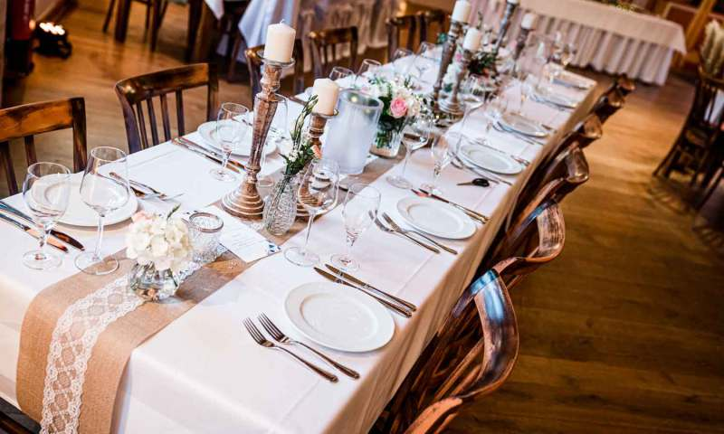 Hochzeitsdeko Tischdeko Hochzeit