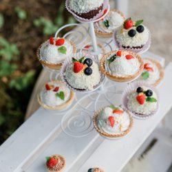 Konditorei Victoria | Tartlettes Raffaello Cupcakes