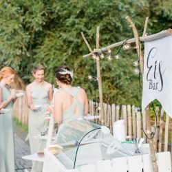 Eisbar Hochzeitslocation Gartenhochzeit