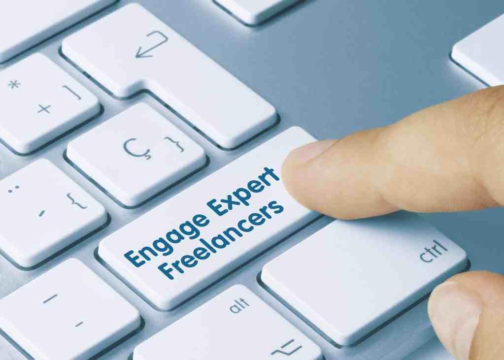 Engage Expert Freelancers