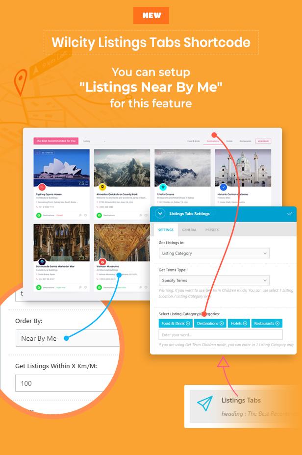 Wilcity - Directory Listing WordPress Theme - 21