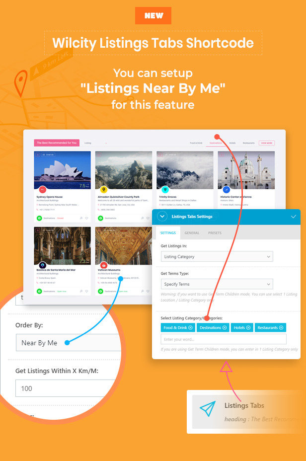 Wilcity - Directory Listing WordPress Theme - 22
