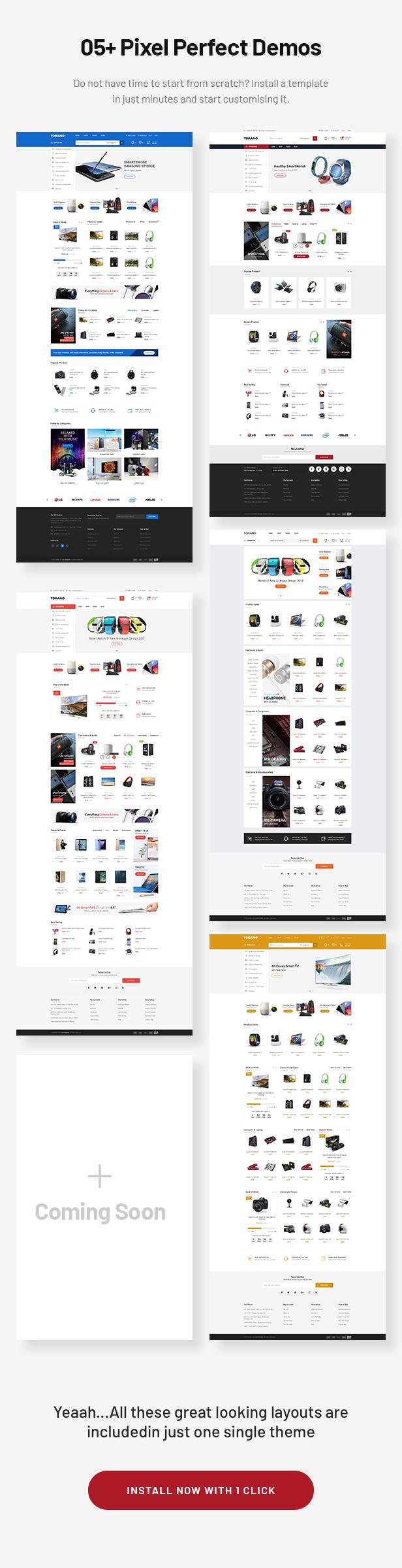 Torano - Supermarket Marketplace Ultimate Shopify Theme Section Ready - 3