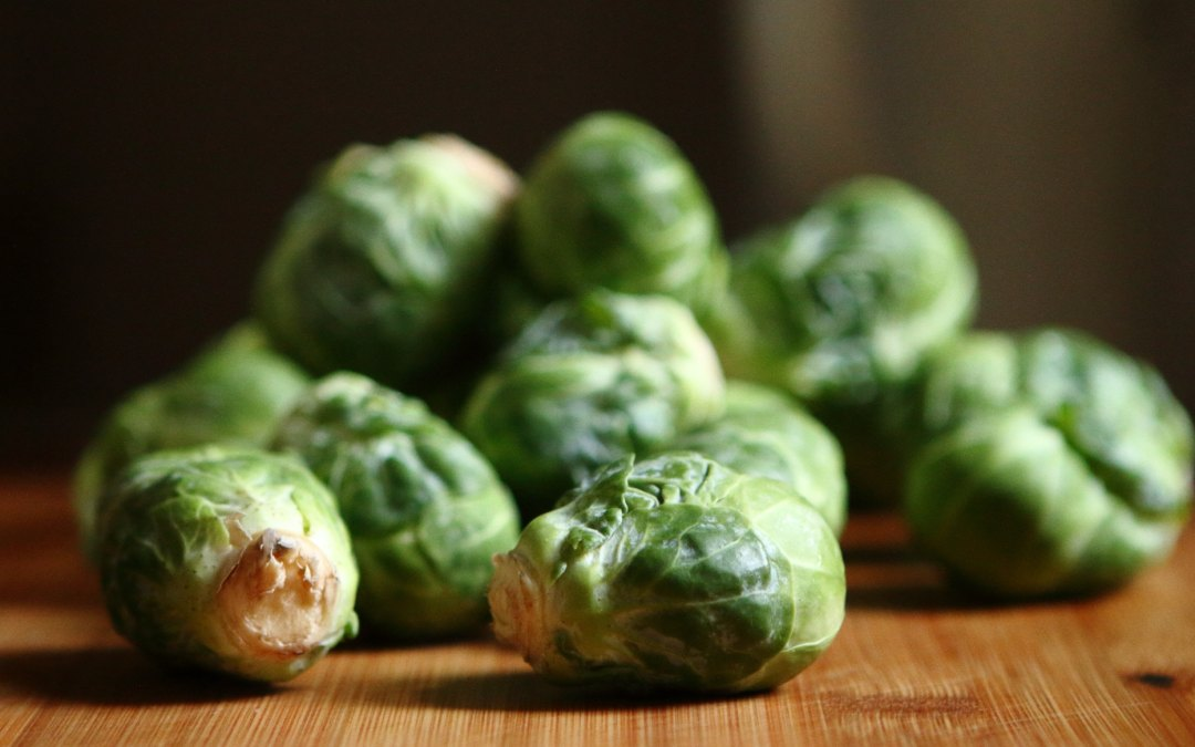 Belinda vs. Brussel sprouts